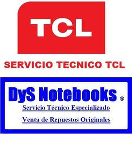 TCL SERVICIO TECNICO NOTEBOOK NETBOOK LAPTOP