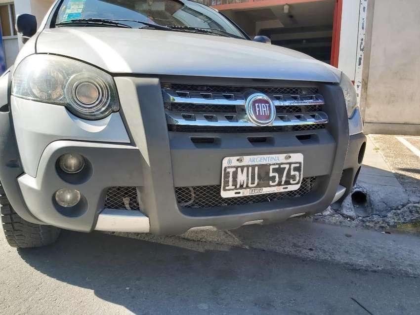 Fiat Palio Adventure Locker U/m Vdo Pto 0