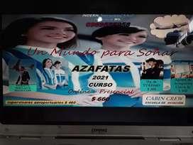 ¡¡¡ CURSO AZAFATAS CABINCREW