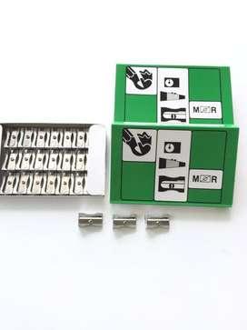 Sacapuntas Metálico Caja X 24 Und