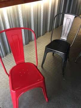Vendo sillas para restaurante