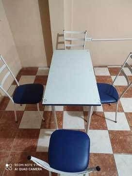 Juego de mesas