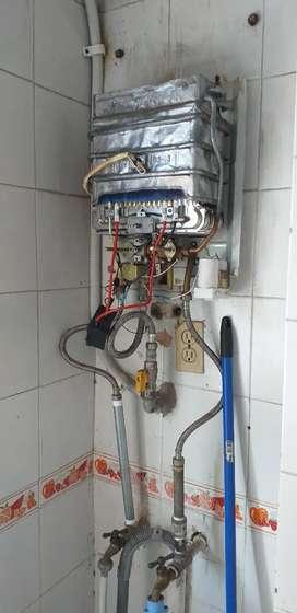 Calentadores reparcacion