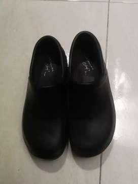 Zapatos Colombia chef