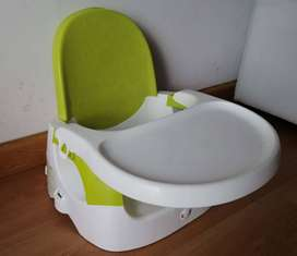 Silla Comedor Fisher Price Quick Clean
