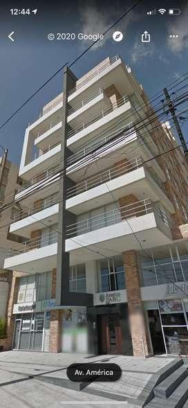 Departamento en venta, Edificio Americas Parc, 3r piso dept 34, 3 dormitorios, 2 1/2 baños, 2 parqueos y 1 bodega
