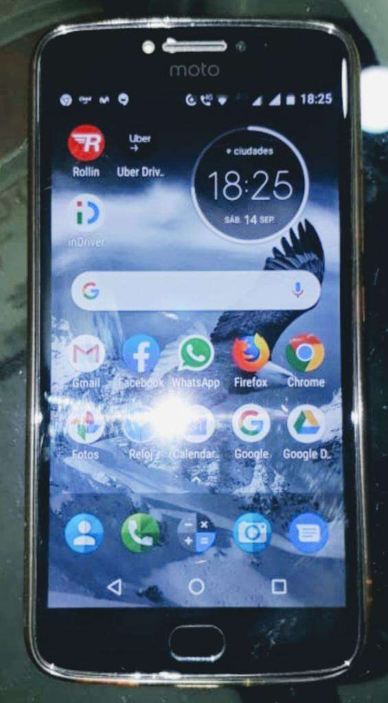 Motorola Moto E4 Plus. 0