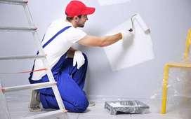 maestro pintor .pintamos fachadas .departamentos casas .colegios y todo tipo de repintados puertas rejas .