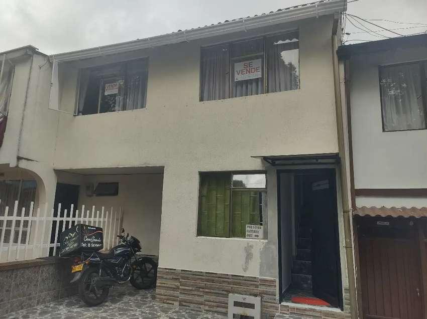 Venta de casa con renta barrio la Enea, Manizales