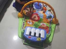 Gimnasio para Bebe con Piano Musical