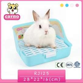 Esquinero para Conejo Baño