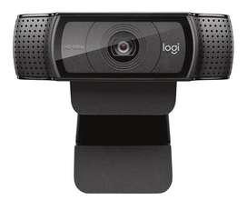 Camara Logitech C920 1080p