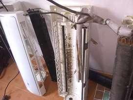 Servicios técnico aires acondicionados