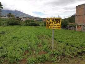 Lote en Catambuco