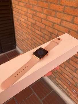 Apple watch serie 3 42 mm version LTE