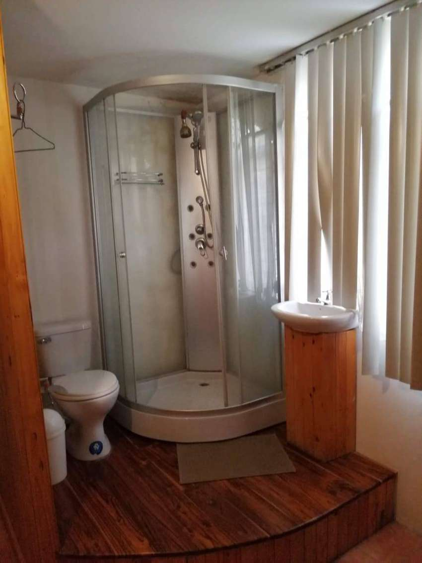 Renta/alquiler habitacion semiamoblada en av del bombero ceibos 0