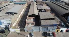Vendo local industrial Av Argentina Callao