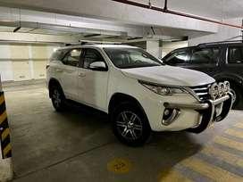 Toyota FORTUNER Automatica Super Nueva