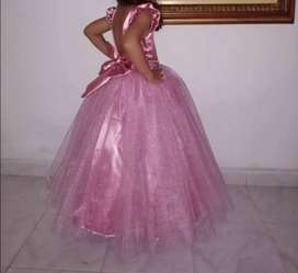 Vendo vestido de fiesta para niña