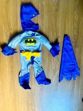Disfraz Batman talla 3