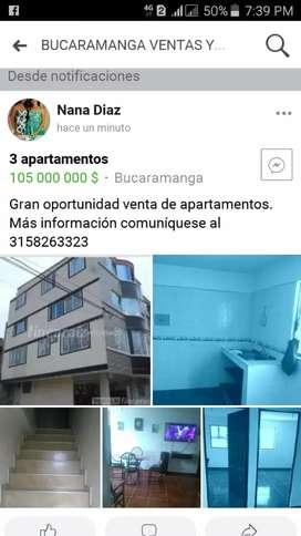 Vendo apartamento de oportunidad