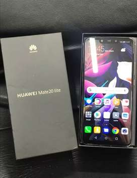 Huawei Mate 20 Lite Usado Perfecto Estado