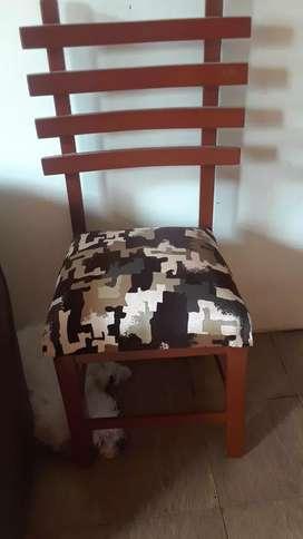 Venta de sillas de comedor