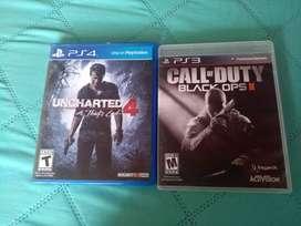 Juegos PS4 - PS3