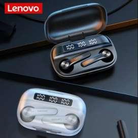 Lenovo-auriculares inalámbricos
