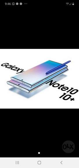 Celulares Samsung Note 10 Plus