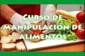 CURSO HIGIENE Y MANIPULACION DE ALIMENTOS VIRTUAL