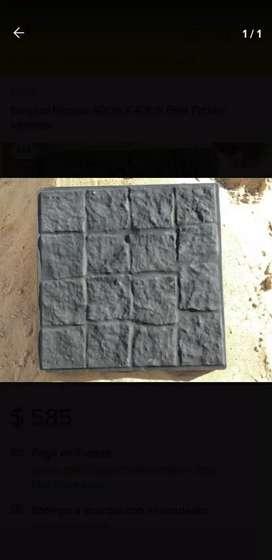 Losetas negras 40cmx40cm