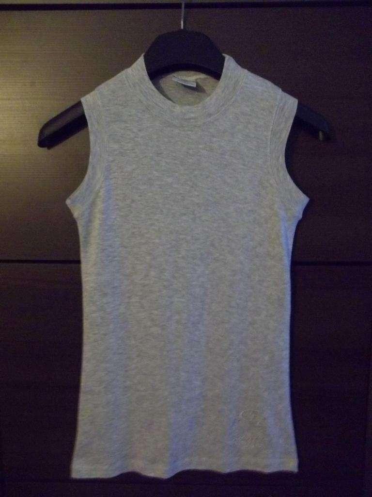 Musculosa Equilibrium Color Melange Jaspeado. Impecable !