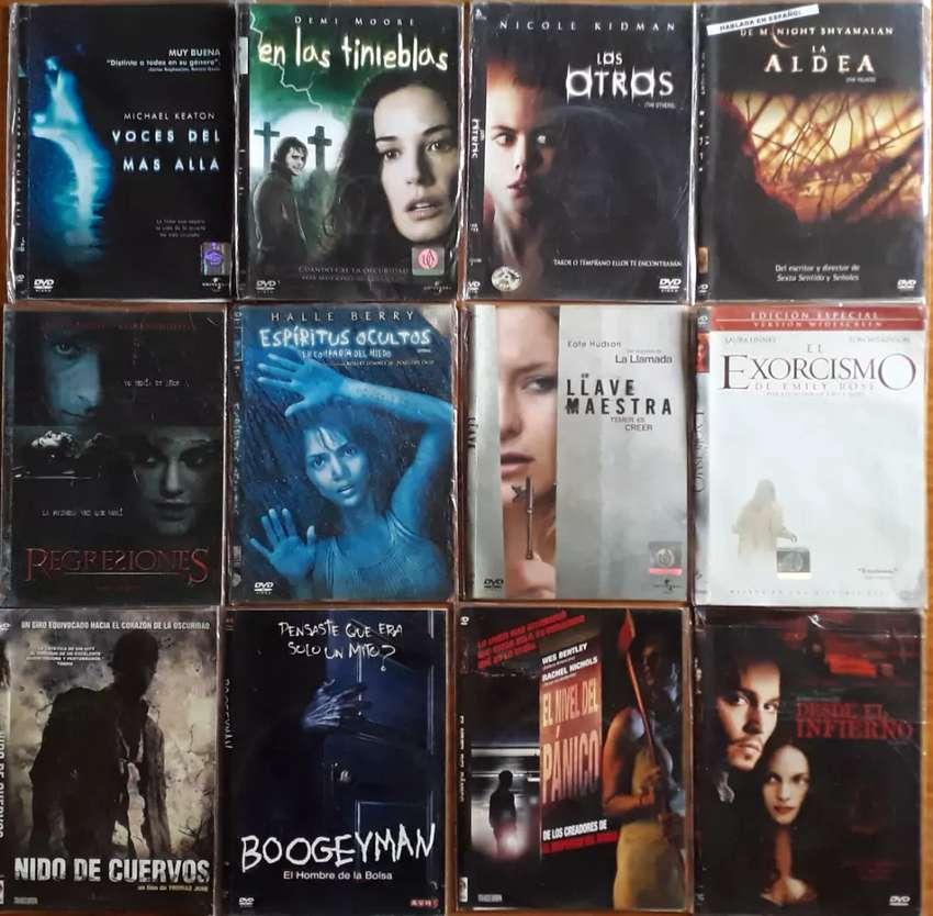 77 peliculas originales en dvd 0