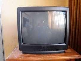 Televisor 21 Con Control Remoto Universal Buena Calidad