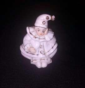 Porcelana, colección Pierrot Marca  Monti Piero