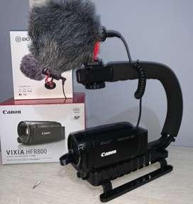 Cámara de video Canon VIXIA HF R800