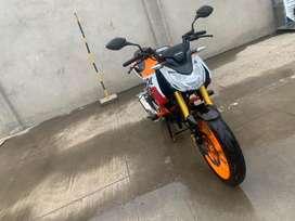 Se Vende: Moto Honda CB190R