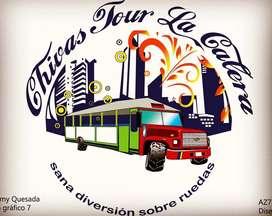 Chivas Rumberas turistica