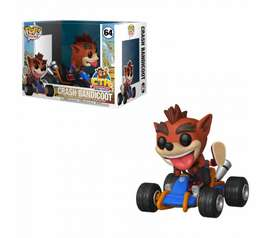 Crash Team Racing - Crash Bandicoot