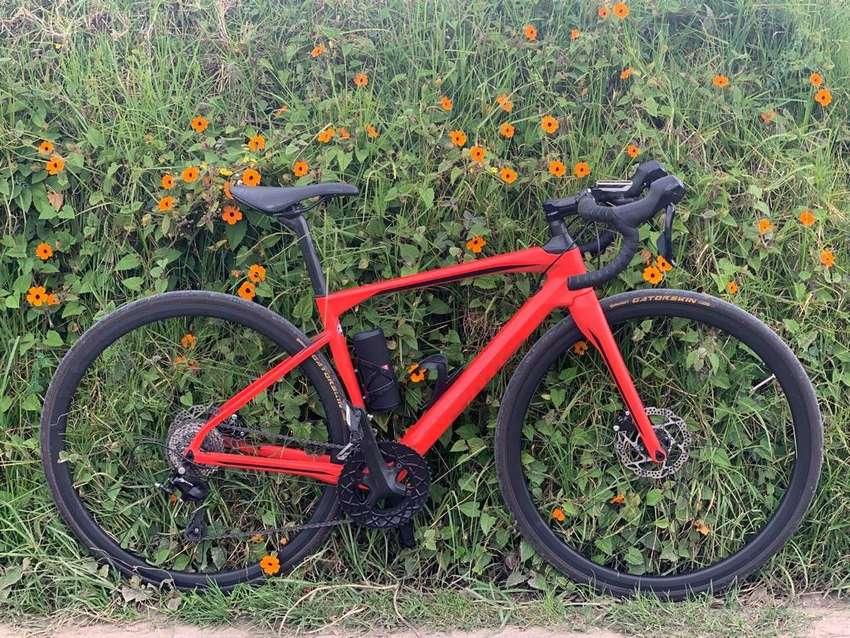 Bicicleta Ruta Bmc Roadmachine 02 47 0