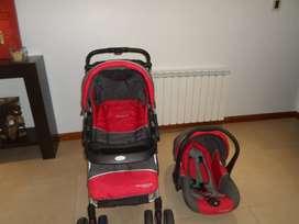 Cochecito cuna bebé Travel System CONCORD BABY con Huevito.