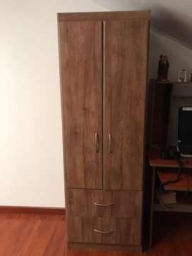 Armario 120 cm alto X 60 cm ancho