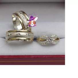 "Joyas en plata y oro ""ESTRELLAS"" + Joyero Cartier"