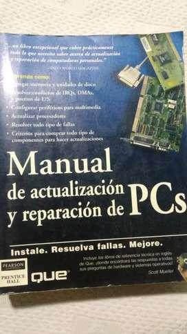 Libro Manual de Actualización y Reparación de PCS