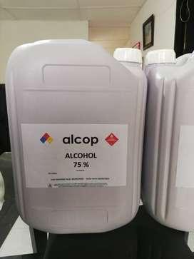 ALCOHOL 75%-96%