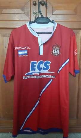 Camiseta Fútbol. Club Deportivo Villanueva (USA)