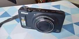 Cámara Nikon S9200
