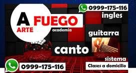 CANTO capacitaciones Quito - Valles norte- Sur