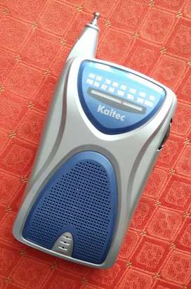 Radio 2 bandas.